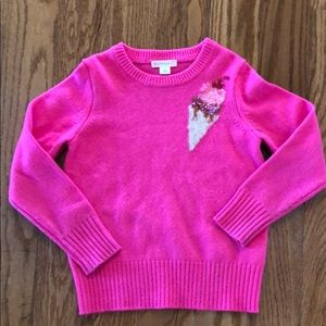 Crewcuts sequin sweater